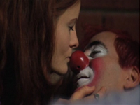 Julie and the Clown by Stephanie Sellars